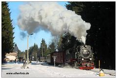 Drei Annen Hohne (olherfoto) Tags: railroad train eisenbahn rail railway steam bahn harz steamtrain narrowgauge dampflok hsb dampfzug harzer schmalspurbahnen schmalspurbahn