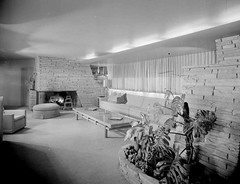 Paul Harvey House (JAVA1888) Tags: old house home architecture vintage design interior room retro 1950s 1960s parker maynard
