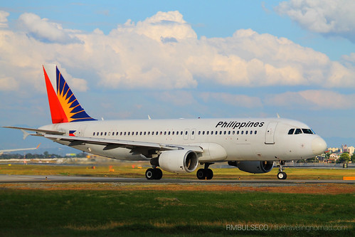 Philippine Airlines A320-200 by RM Bulseco, on Flickr