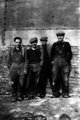 Image titled Workmates in Govan 1950s