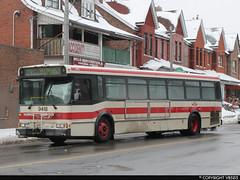 Toronto Transit Commission #9418 (vb5215's Transportation Gallery) Tags: toronto ttc v transit orion commission 19961997 excng