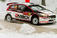 IMG_9249_Marco Rimola_EOS 7D_07_02_2014 (Marco Rimola) Tags: snow ford ice car fiesta mud sweden rally karlstad wrc rs motorsport drift rallycar rallysweden wrc2 rallysweden2014 hagfrs