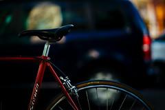 Bike (donlunzo16) Tags: street city colour film car bike nikon df raw nef stuttgart 04 pack lightroom preset vsco vision:sky=08