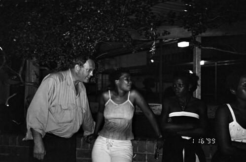 Port Elizabeth Beautiful Ladies B&W Jan 1999 009 MGS (photographer695) Tags: port elizabeth ladies bw jan 1999 beautiful
