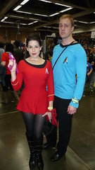 Sacramento Comic Con Friday 2014 030 (Henchman 21) Tags: startrek costume friday 2014 wizardworld sacramentocomiccon