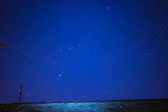 Cross & Moon Halo (by RaFa) Tags: sky moon canon stars eos cross space deep kirche kreuz nebula orion helo astrometrydotnet:status=solved astrometrydotnet:id=nova246879