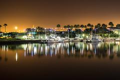 Long Beach Harbor (FS_photos) Tags: california longexposure nightphotography canon outdoors photography photo photos sl1 100d shorelineaquaticpark 01equipment