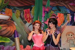 Pixie Perfect Friends (PrincessTori96) Tags: magic disney disneyworld fairies wdw waltdisneyworld vidia magickingdom rosetta gardenfairy pixiedust disneyfairies disneyfairy fastflier gardentalent tinkerbellsmagicalnook fastflyingfairy fastflyingtalent