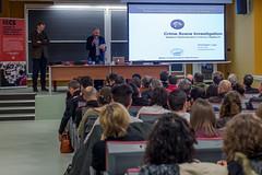 Il RIS di Parma alla SISSA - Due seminari con il comandante del noto reparto di investigazioni scientifiche (SISSA - official channel) Tags: lago trieste ris sissa giampietro