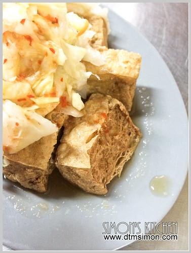 歸仁阿鴻臭豆腐06