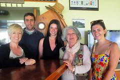 Front of House Team 2014 (RobW_) Tags: bar chelsea may saturday sharon greece staff sacha denis zakynthos 2014 freddiesbar tsilivi ritsa diaryphoto may2014 mdpd201405 mdpd2014 10may2014