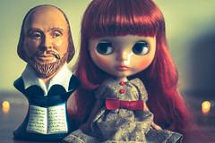 Happy 450th Birthday William Shakespeare :)