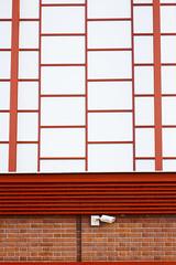 Spy (C_MC_FL) Tags: vienna wien camera abstract building texture lines wall architecture facade canon photography eos austria sterreich fotografie wand bricks security architektur tamron gebude fassade abstrakt ziegel linien berwachungskamera textur 18270 60d b008