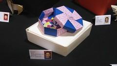 Octagonal Box (kritika.shah5) Tags: origami box ousa tomokofuse