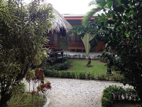 'Hostel backpackers' in la fortuna.