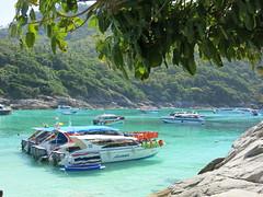 the main bay at Racha Island (ClemsonWendi) Tags: thailand rayaisland rachaisland rochaisland