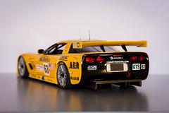 AUTOart Corvette C5R (muddy-art) Tags: model gt corvette supercar c5 118 diecast minichamps autoart c5r gtspirit