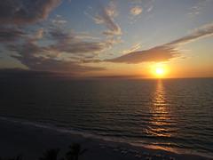 Sunset (WoodWrkr) Tags: sunset gulf