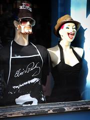 I Love Elvis (avilon_music) Tags: mannequin mannequins memphis streetshots hats elvis 7d shops bealestreet manikin elvispresley touristshop storefrontwindows