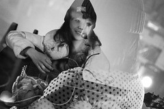 () Tags: portrait bw white black film girl beauty canon 50mm exposure kodak taiwan double taipei f18 18 50 bnw 1v 1vhs