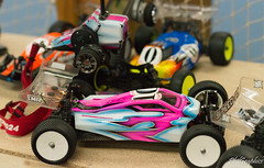 MCVE 01.02.15 1-10 TT Stands #5-4 (phillecar) Tags: sc scale race training 4x4 110 indoor apo remote nitro remotecontrol buggy bls rc 4x2 brushless amicale truggy rc94 mcve