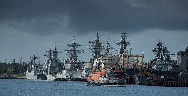 Rim of the Pacific (RIMPAC) 2012