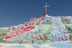 Salvation Mountain (luke.me.up) Tags: niko saltonsea salvationmountain slabcity d810