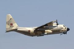CN-AOR Lockheed C-130H Hercules Royal Moroccan Air Force (pslg05896) Tags: morocco marrakech lockheed rak hercules menara c130h gmmx royalmoroccanairforce cnaor