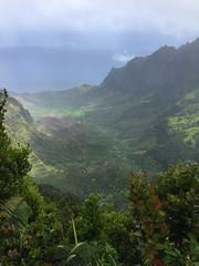 Napali Coast Lookout (bruzasd) Tags: hawaii coast lookout kauai napali 2016