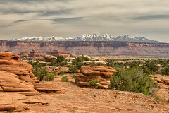 elephant Hill Canyonlands NP (maryannenelson) Tags: mountains landscape utah nationalpark spring outdoor canyonlands