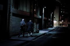 walking (Edo Zollo) Tags: london lowlight streetphotography londonatnight londonstreetphotography inthedarkofnight londonpastbedtime