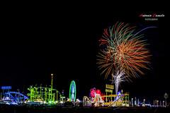 El Puerto de Santa Maria 2016 (Antonio Camelo) Tags: santa night puerto lights luces noche nikon fireworks maria negro fuegos artificiales