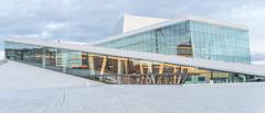 Oslo Opera House (Toto Kuo / I am Indie) Tags: nasjonalmuseet for kunst arkitektur og design   oslofjorden  akershus festning  astrup fearnley museum modern art  operahuset  oslo rdhus   frognerparken   the nationalgalleriet