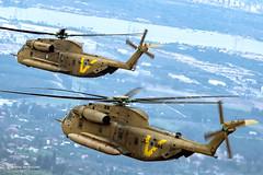 Night leaders 50th anniversary!  Nir Ben-Yosef (xnir) (xnir) Tags:  night israel anniversary flight helicopter leaders 50th nir sikorsky ch53 benyosef a2a xnir