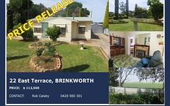 22 East Terrace, Brinkworth SA