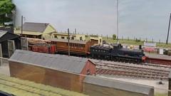 DSC00194 (BluebellModelRail) Tags: buckinghamshire may exhibition aylesbury bankholiday modelrailway p4 2016 rolvenden railex stokemandevillestadium rdmrc