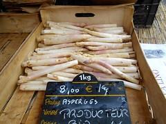 Cahors France 13 (artnbarb) Tags: france market cahors whiteasparagus