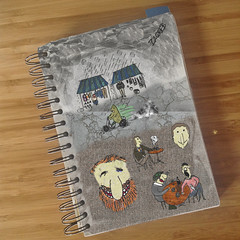Zagrebers (alexey zelensky) Tags: clouds pen notebook pattern zagreb drunks cafes 2014 2016