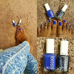 Essie - Butler Please and accent of Stroke of Brilliance (NailPolishDude23) Tags: blue sexy men feet beautiful beauty glitter toes pretty barefeet pedicure nailpolish soles toering cosmetic essie toerings prettytoes sexytoes bluetoes longtoes prettyfeet sexyfeet feetfetish naillaquer mentoes maletoes malepedicure guytoes ebonytoes nailpolishaddict malepedi