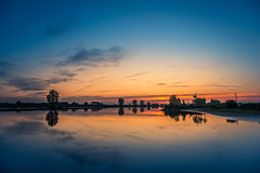Transformation (Ingeborg Ruyken) Tags: morning beach strand sunrise river dawn spring flickr may mei maas lente dropbox ochtend rivier 2016 verlaten empel zonsopkomst natuurfotografie 500pxs lentefilm16