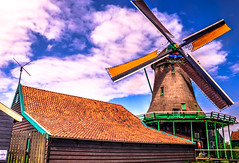 The Windmill Museum (Mule67) Tags: park museum zaanse schans natherlands 5photosaday 2016amswindmill