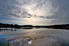 DSCF5523 (Peter Ghita) Tags: lake reflections landscape spring seasons fujifilmxt1 samyangcsc12mmf20ncscs