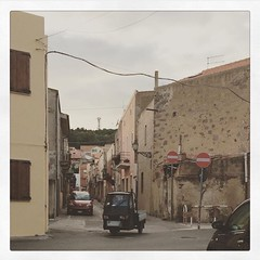 Nostalgia - Sardegna (deu.seu_georgia) Tags: november houses italy home landscape photography town sardinia 2015