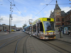 GVBA tram 2087 Amsterdam (Arthur-A) Tags: cats netherlands amsterdam cat katten kat nederland tram streetcar tramway poes strassenbahn electrico tranvia gvb combino tramvia gvba