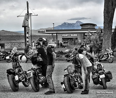 June 11 2016 - Heart Mountain and poker run participants arriving at Cassie's (lazy_photog) Tags: charity photography indian motorcycles victory harley lazy wyoming cody davidson elliott photog 061116codycancerpokerrun