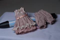 Tiny outfit comission (olesyagavr) Tags: dress senna dollzone