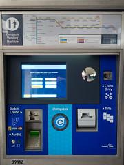joyce station.compass ticket machine (LS Lam) Tags: vancouver collingwood transit translink 2016 joycestation