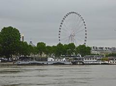 2016.06.02.036 PARIS - La Seine en crue (alainmichot93 (Bonjour  tous)) Tags: paris france seine eau ledefrance pont fleuve crue laseine 2016 pontdelaconcorde