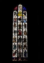 Das Nordfenster der Marien kirche. The north window of Mary church , (thomas nehm) Tags: deutschland europa fenster sony kirche lbeck slt a58