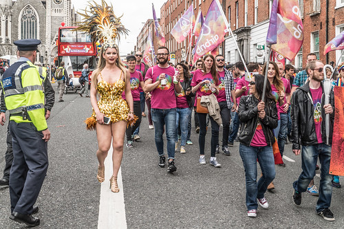 PRIDE PARADE AND FESTIVAL [DUBLIN 2016]-118117